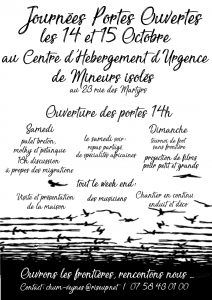 14-15/10 Veynes: Le CHUM ouvre ses portes | Refugees Welcome 05